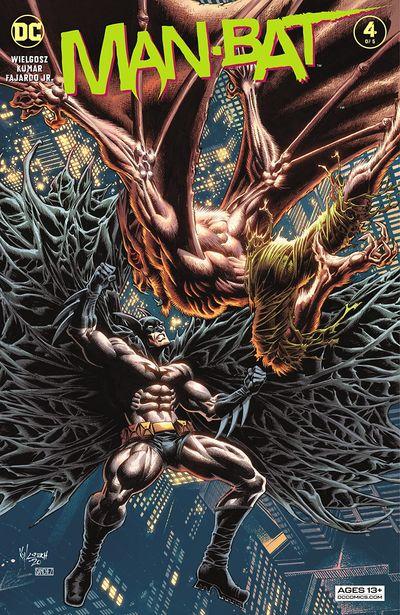 Man-Bat #4 (2021)