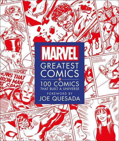 Marvel Greatest Comics – 100 Comics that Built a Universe (2020)