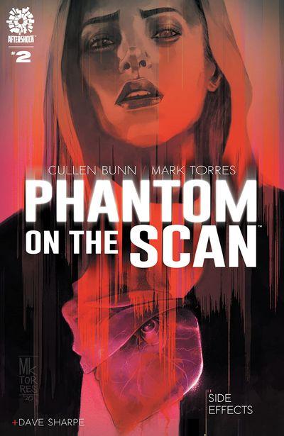 Phantom on the Scan #2 (2021)