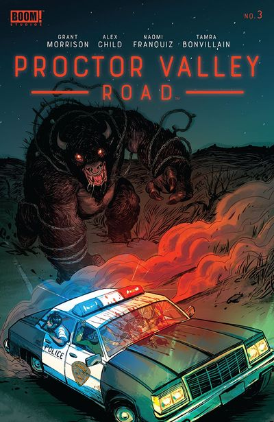 Proctor Valley Road #3 (2021)