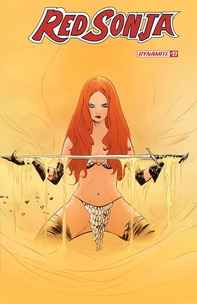 Red Sonja #27 (2021)