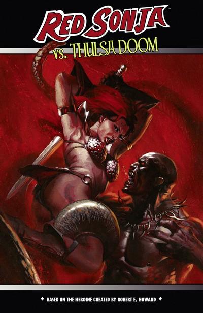 Red Sonja vs. Thulsa Doom (TPB) (2006)