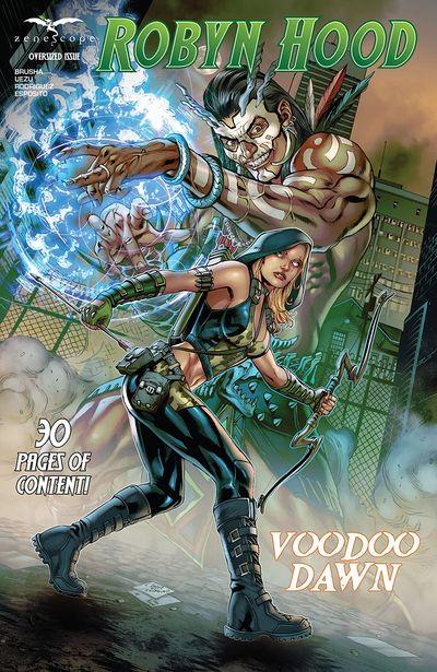 Robyn Hood – Voodoo Dawn (2021)