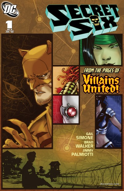 Secret Six Vol. 2 #1 – 6 (2006-2007)