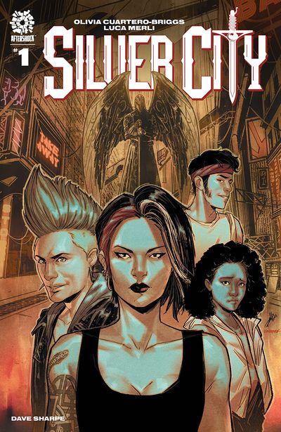 Silver City #1 (2021)