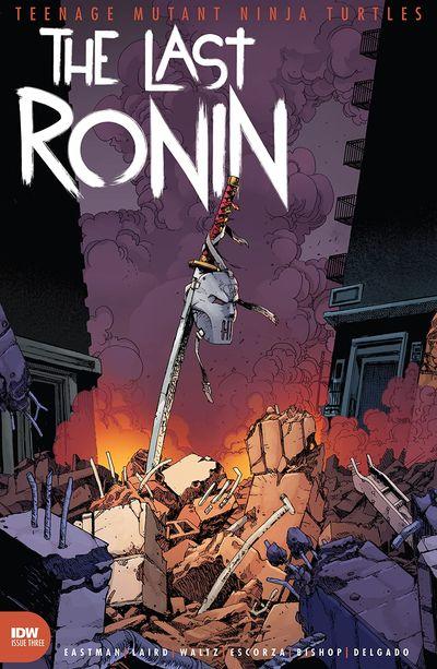 Teenage Mutant Ninja Turtles – The Last Ronin #3 (2021)