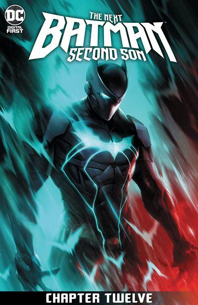 The Next Batman – Second Son #12 (2021)