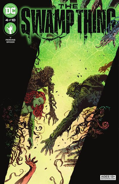 The Swamp Thing #4 (2021)
