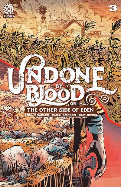 Undone By Blood Vol. 2 #3 (2021)