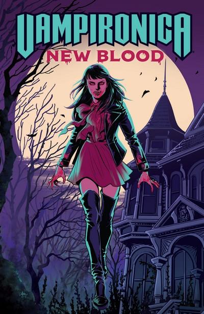 Vampironica – New Blood (TPB) (2020)