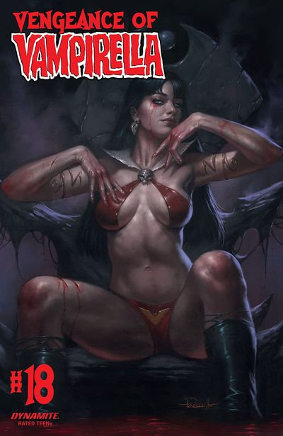 Vengeance of Vampirella #18 (2021)