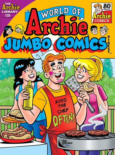 World of Archie Double Digest #109 (2021)