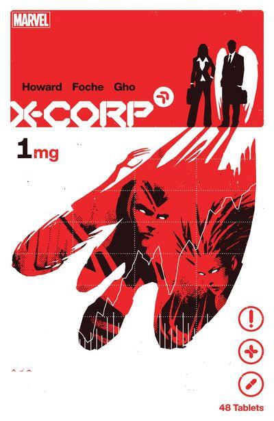 X-Corp #1 (2021)