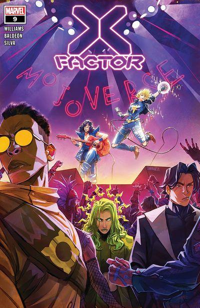 X-Factor #9 (2021)