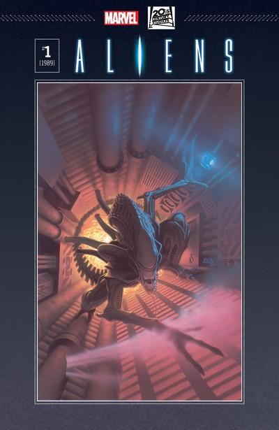 Aliens #1 – 4 [Marvel] (1989)