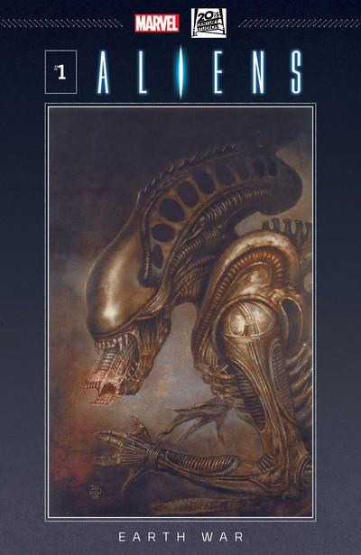 Aliens – Earth War #1 – 4 [Marvel] (1990)