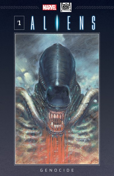Aliens – Genocide #1 – 4 [Marvel] (1991-1992)