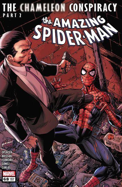 Amazing Spider-Man #68 (2021)