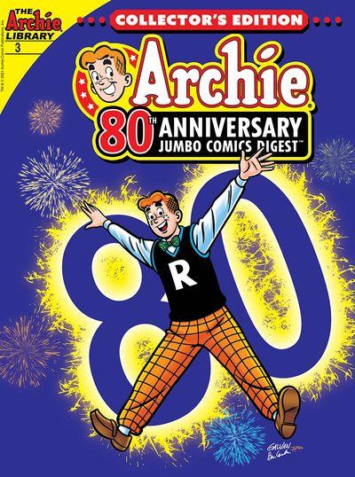 Archie 80th Anniversary Digest #3 (2021)