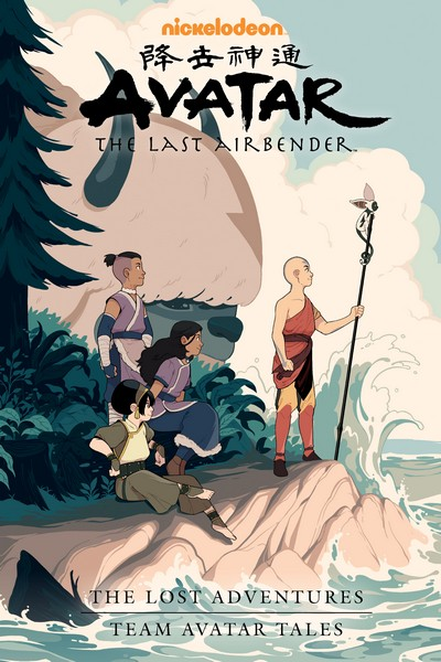 Avatar – The Last Airbender – The Lost Adventures & Team Avatar Tales Library Edition (2020)