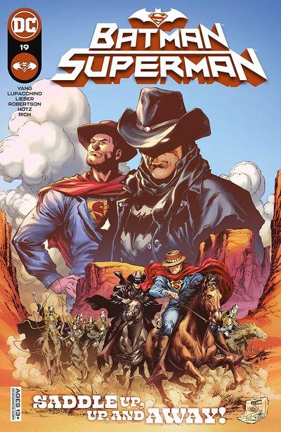 Batman – Superman #19 (2021)
