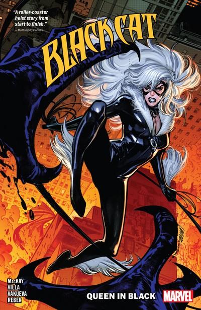 Black Cat Vol. 4 – Queen In Black (TPB) (2021)