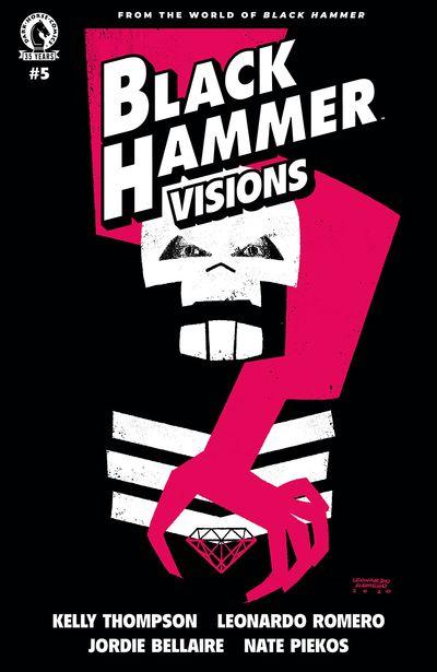 Black Hammer – Visions #5 (2021)