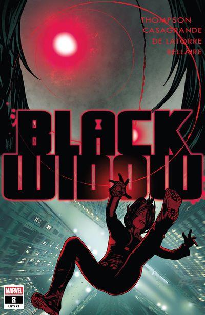 Black Widow #8 (2021)