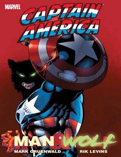 Captain America – Man & Wolf (TPB) (2011)