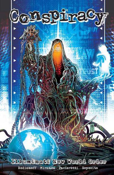 Conspiracy – Illuminati New World Order (TPB) (2019)
