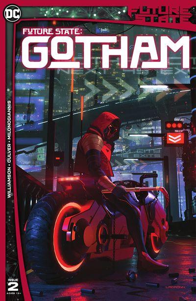 Future State – Gotham #2 (2021)