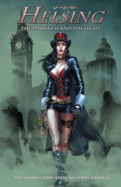 Grimm Fairy Tales presents Helsing – The Darkness and The Light (TPB) (2014)