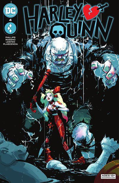 Harley Quinn #4 (2021)