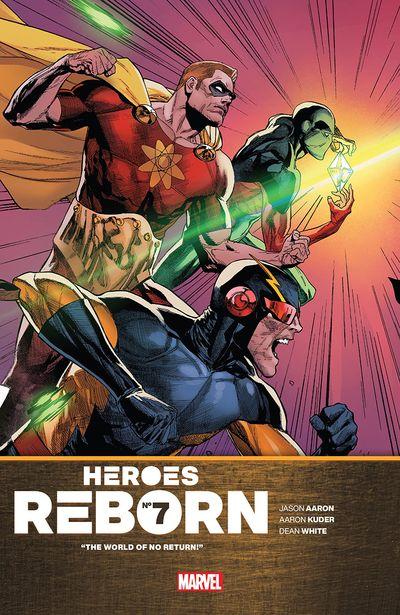 Heroes Reborn #7 (2021)