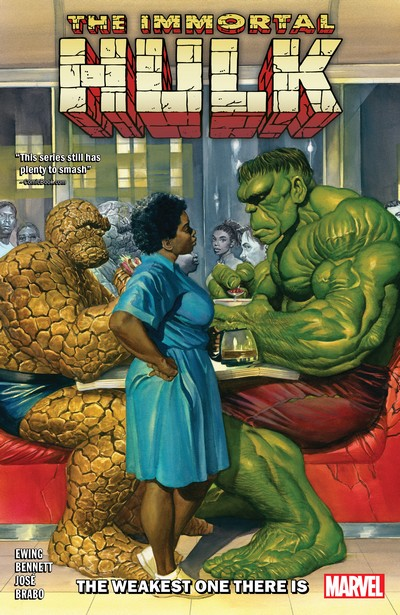 Immortal Hulk Vol. 9 – The Weakest One There Is (2021)