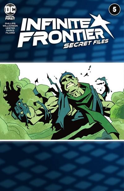 Infinite Frontier – Secret Files #5 (2021)