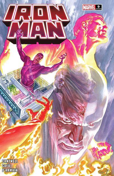 Iron Man #9 (2021)