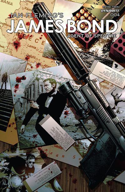 James Bond – Agent of Spectre #4 (2021)