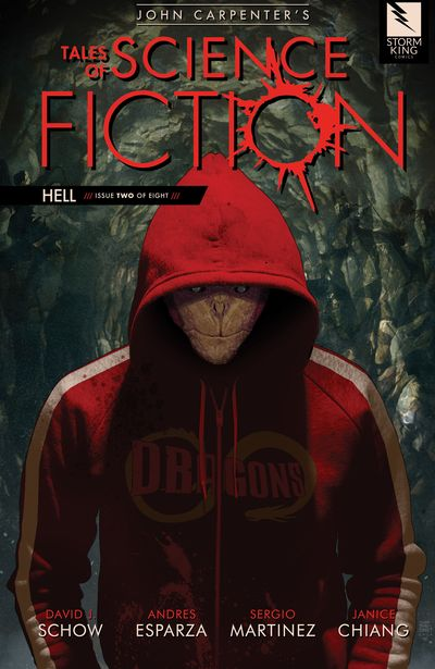 John Carpenter's Tales of Science Fiction – Hell #2 (2021)