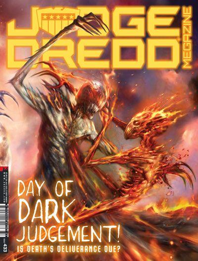 Judge Dredd Megazine #433 (2021)