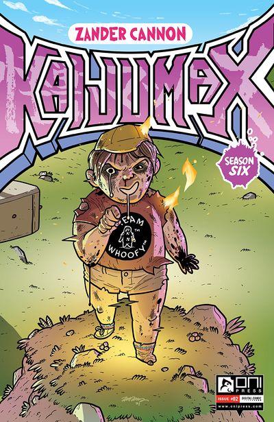 Kaijumax – Season 6 #2 (2021)