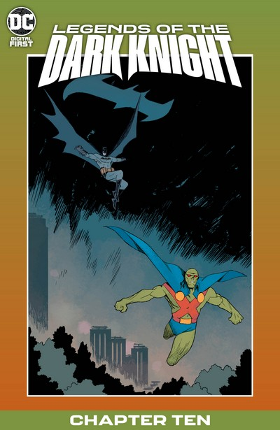 Legends of the Dark Knight #10 (2021)