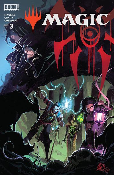 Magic the Gathering #3 (2021)