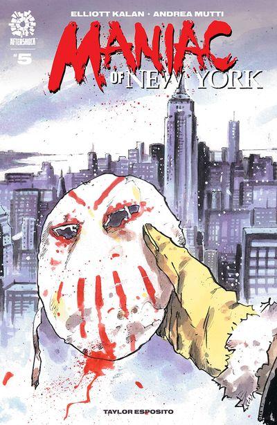 Maniac Of New York #5 (2021)