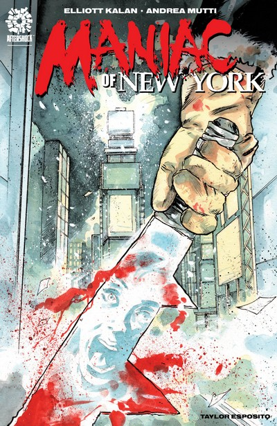 Maniac of New York (2021) (Fan Made TPB)