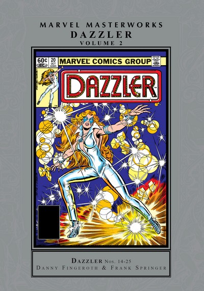 Marvel Masterworks – Dazzler Vol. 2 (2021)