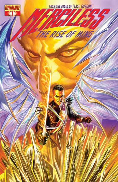 Merciless – the Rise of Ming #1 – 4 (2012)