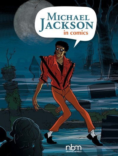Michael Jackson in Comics! (2021)