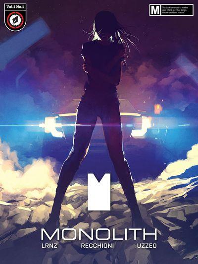 Monolith #1 (2021)