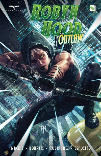 Robyn Hood – Outlaw (TPB) (2020)